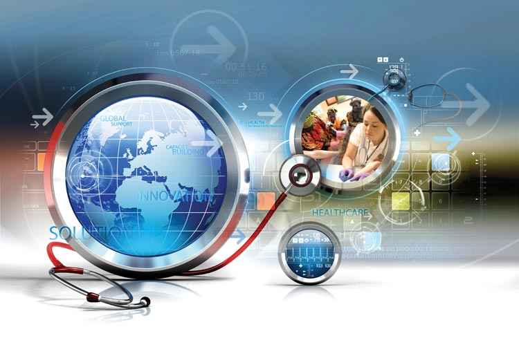 Nurse whether in baltimore beirut or bangkok is a global nurse