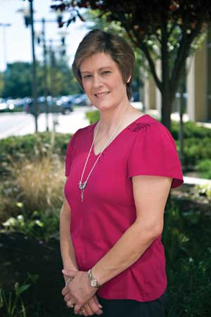 ICU nurse Ann Chopack pulled to the side of the highway to help a family in distress—and saved an infant's life.