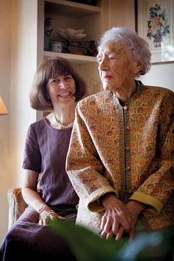 Elizabeth and Frances Trimble