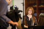 Faculty member Laura Taylor shared her story of surviving breast cancer with local Baltimore and Washington media.