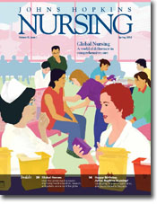 Johns Hopkins Nursing Magazine Spring 2013