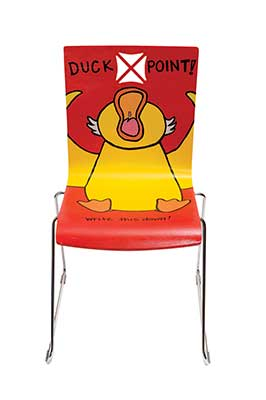 Cool and Crazy Chair