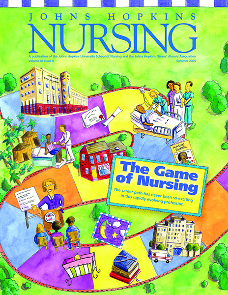 Johns Hopkins Nursing Magazine Summer 2005