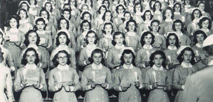 Class of 1954 Candlelighting