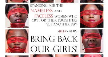 Echoing the plea of multitudes of aching hearts today... #Don'tForget #BringBackOurGirls