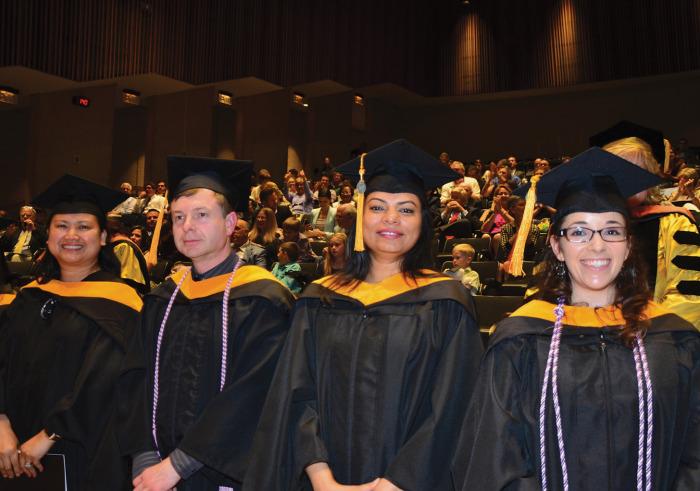 SON May Graduation Ceremony. Diploma Ceremony 2014.
