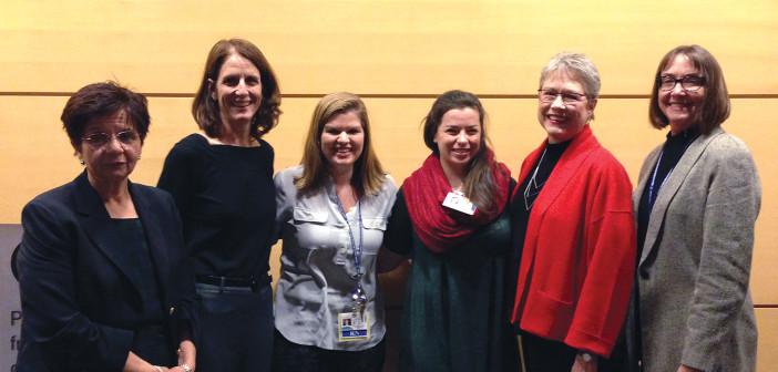 A few of Johns Hopkins Nursing graduates
