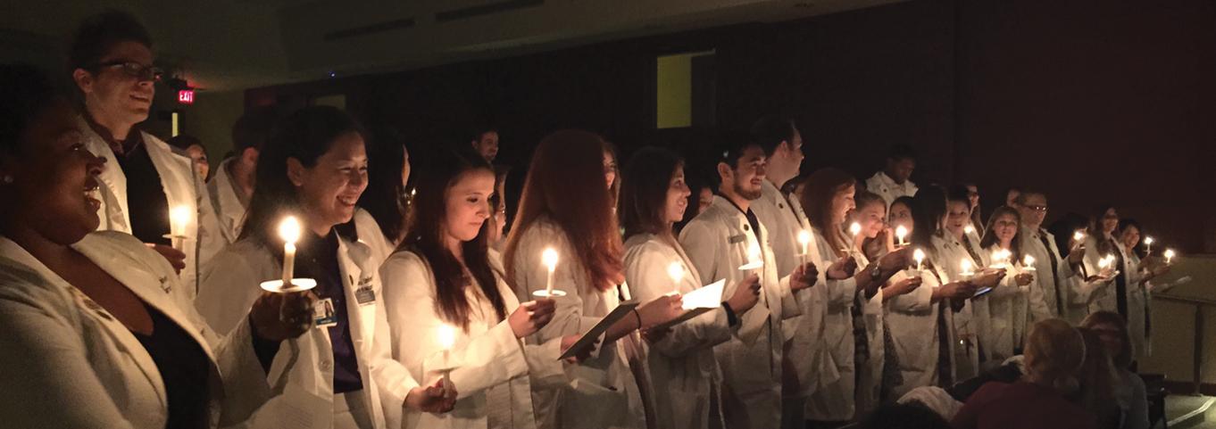 Lighting The Lamp Ceremony