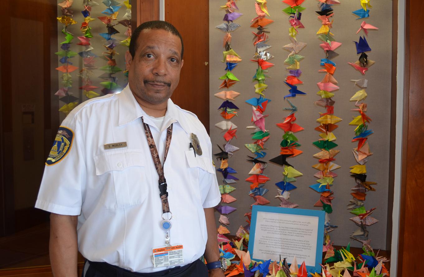 Officer Eugene Mobley
