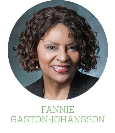Fannie Gaston-Johansson