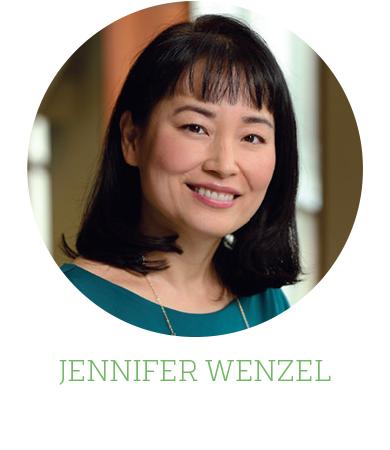 Jennifer Wenzel