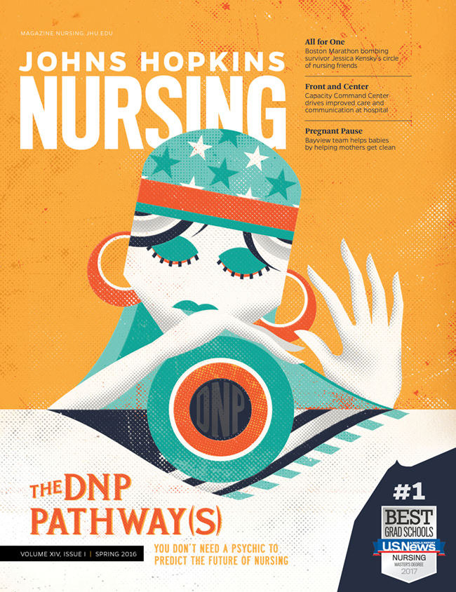 Johns Hopkins Nursing Magazine Spring 2016