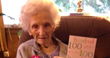 Centenarian Sylvia Hartman