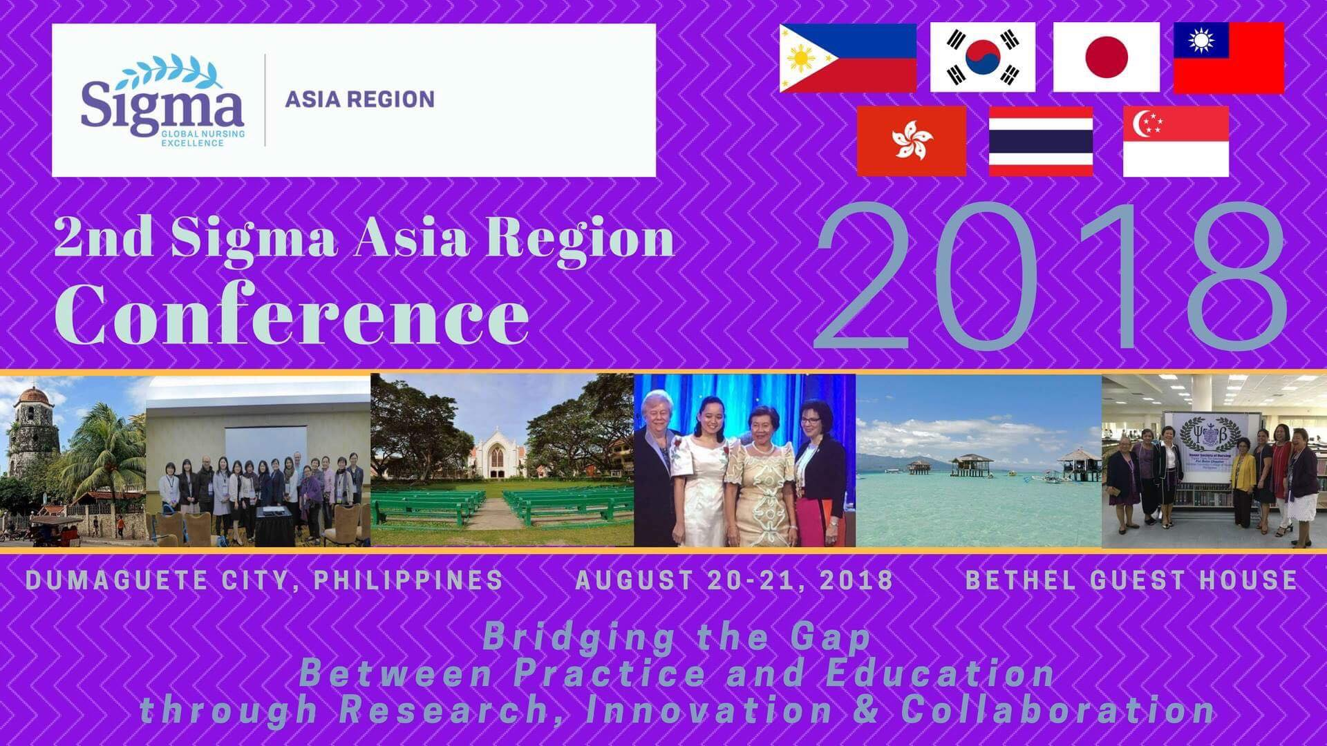 Image result for 2nd Sigma Asia Region Conference